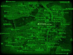 FO4 Региональная штаб-квартира «Волт-Тек» (карта мира).png
