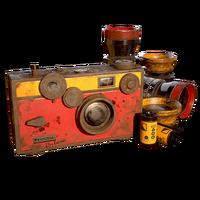 FO76 Atomic Shop - Mole miner camera paint