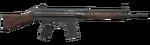 FO76 R91 rifle skin