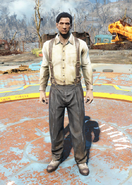 Fo4Suspenders and Slacks male