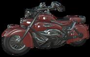 Fo4 pre-War motorcycle