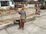 Targeting HUD (Fallout 4)