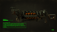 Gauss rifle loading screen slide