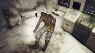 Hellcat Mercenary Corpse 3