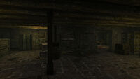 Ranger Station Delta cellar