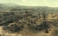Rockbreaker's Last Gas Enclave Post
