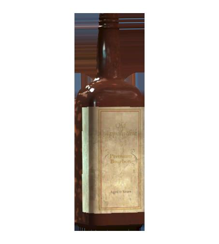 Bourbon bottle (Fallout 76)