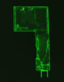 Echo Lake Lumber bunker map.png