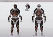 FO76 Enclave Scout Armor Concept