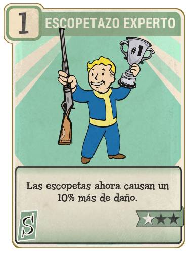 Escopetazo maestro