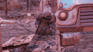 FO76 mole miner supervisor