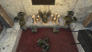 Wildwood Cemetery shrine