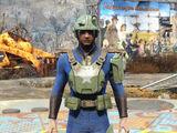 Destroyer's armor