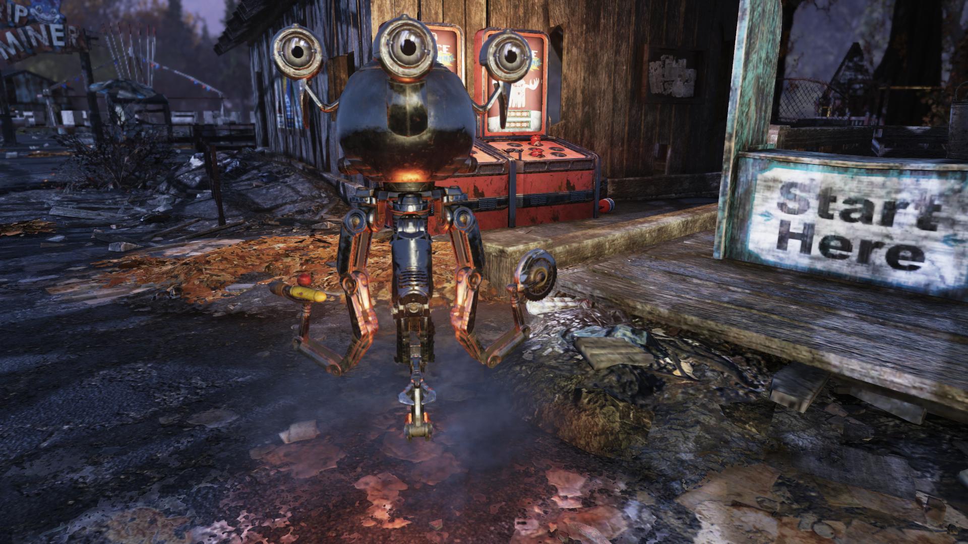 Zeke (Fallout 76)