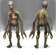 Alien abomination concept