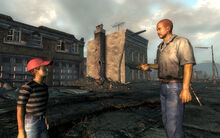FO3 Uncle Roe and Derek