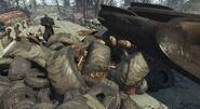 FO4 Deathclaw nest Far Harbor 1