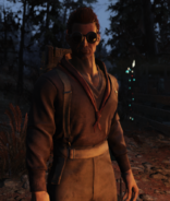 FO76WL Traveling merchant CAMP male 03