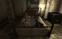 Herbert Dashwood daring to share his bed with Susan Lancaster