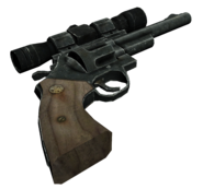 .44 magnum revolver with scope 01