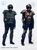 FNVCE Combat armor