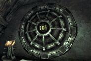 FO3 Vault door 101 new