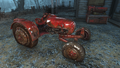 FO4 Somerville Place Red Tractor
