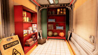 FO76NW Vault 51 (food storage)