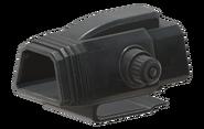 FO76WL Gauss pistol reflex sight orthogonal