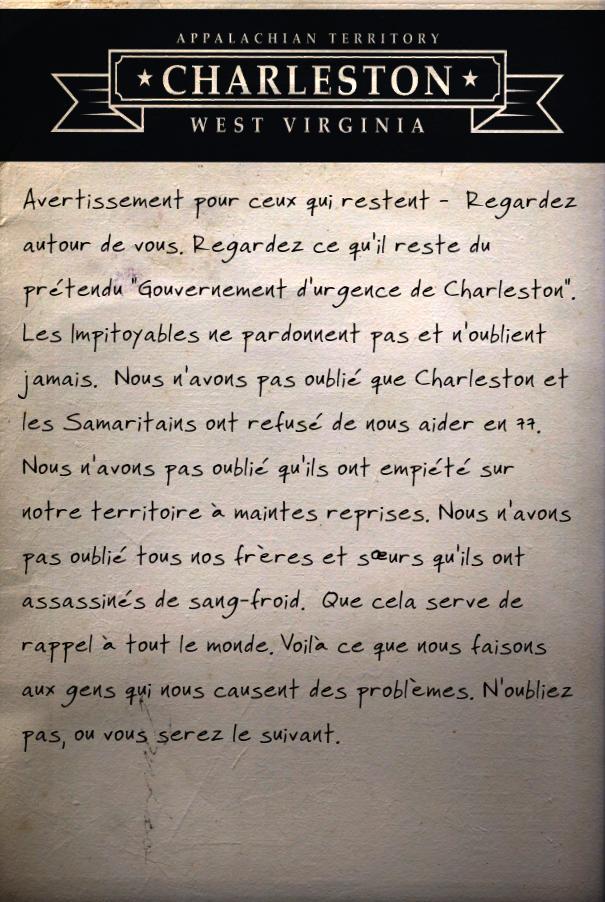 Avertissement Casse-Cou