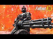 Fallout 76- Actualización Cargado y a punto