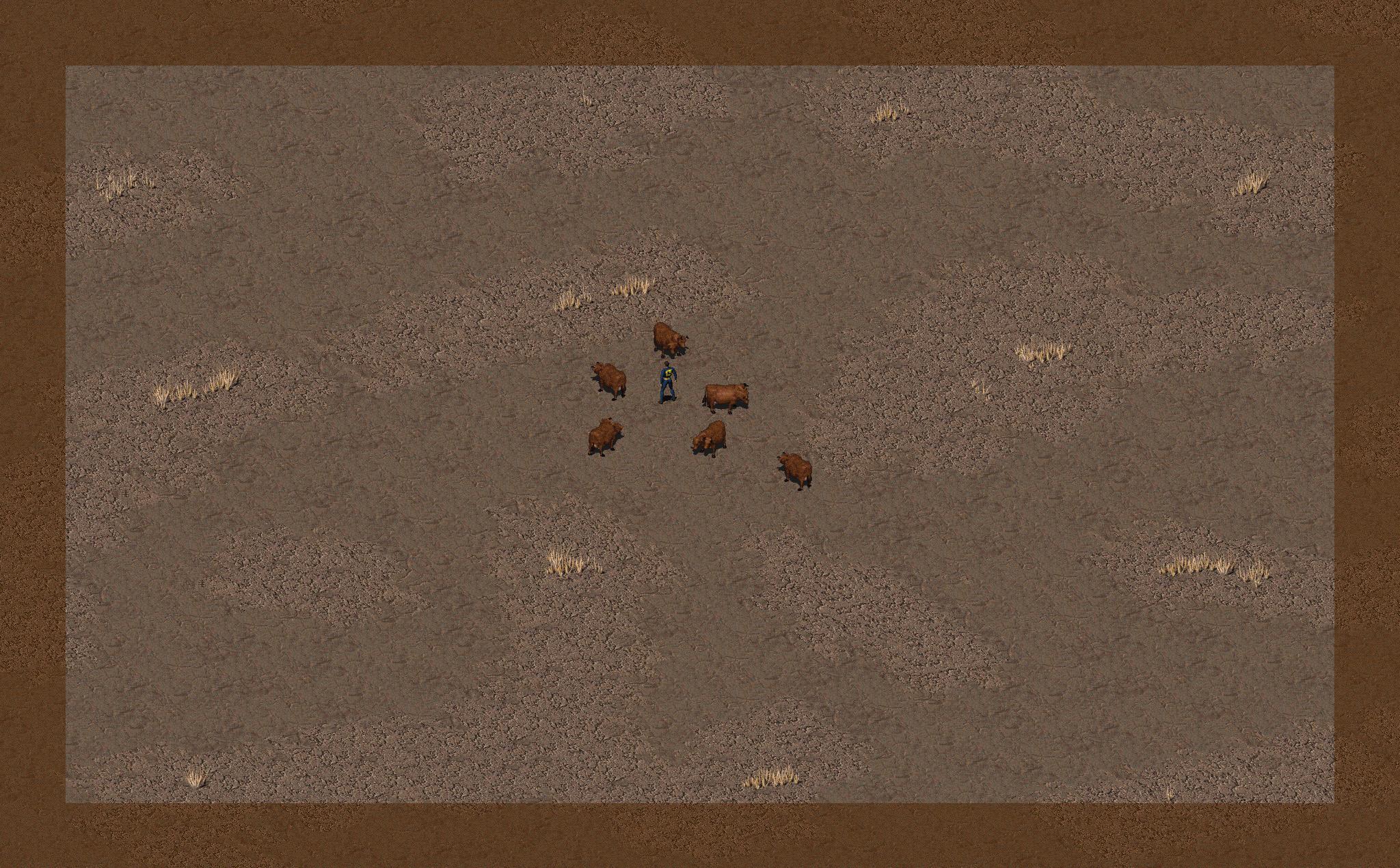 Brahmin Herd (Fallout)