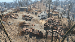 Fo4 Robotics disposal ground overview.png