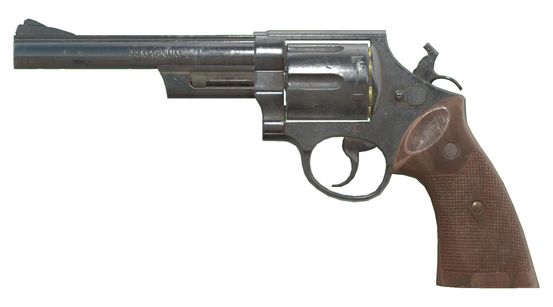 .44 pistol (Fallout 76)