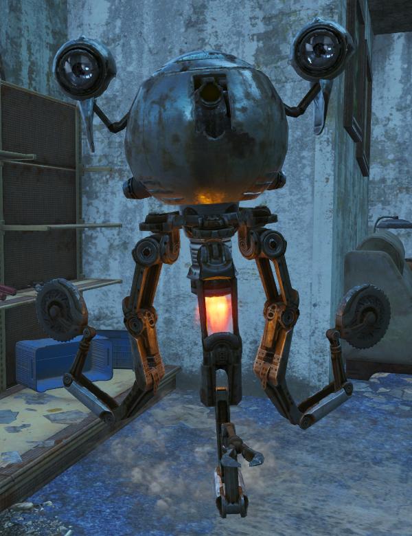 Дэнни (Fallout 4)