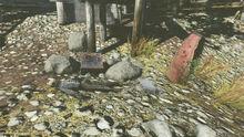 FO76 Marigold Pavilion (ponds safe)
