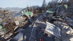 FO76 Pleasant valley cabins overall.png