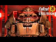 Fallout 76- The Steel Reign Update
