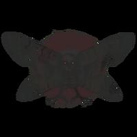 Mothman Cult Decal 2