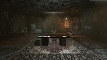 Aurelius HQ interior
