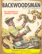 Backwoodsman The Gunsmith of Harper's Ferry