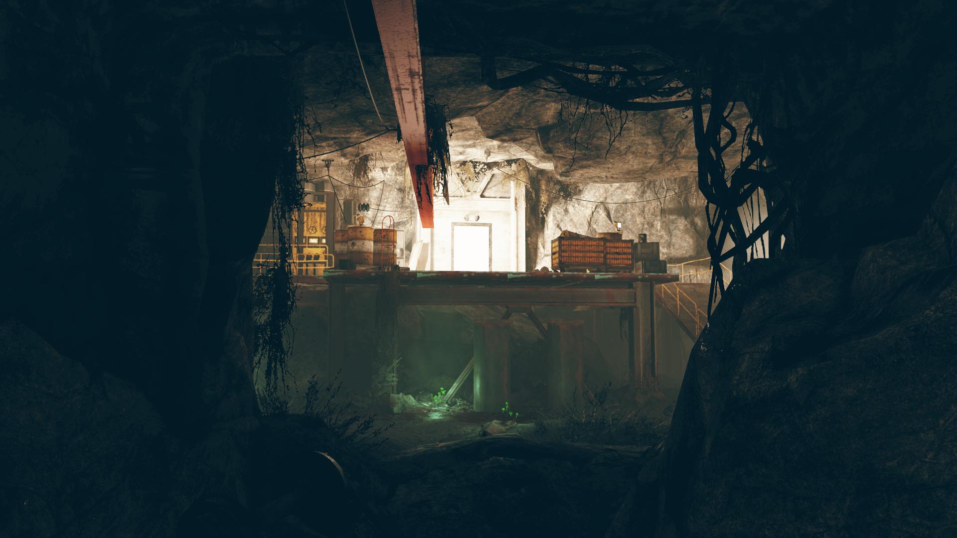 Sam Blackwell's bunker