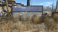 FO4 Suffolk County charter school welcome sign