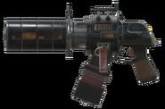 FO76WL Gauss pistol suppressed barrel