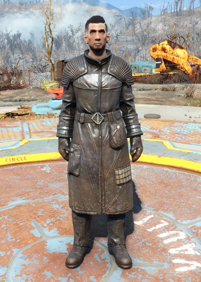 Courser Uniform Fallout Wiki Fandom
