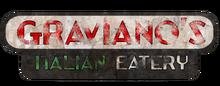 Fo4 Graviano's Italian Eatery sign