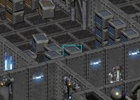 FAB Enclave oil rig barracks