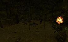 FNV coyote mine interior