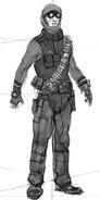 FO3 Adam Adamowicz Merc adventurer outfit