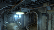 FO3 Capitol Preservation Society signage